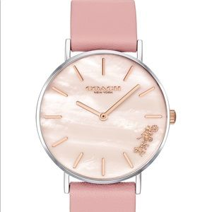 Authentic NWT Coach Perry Watch